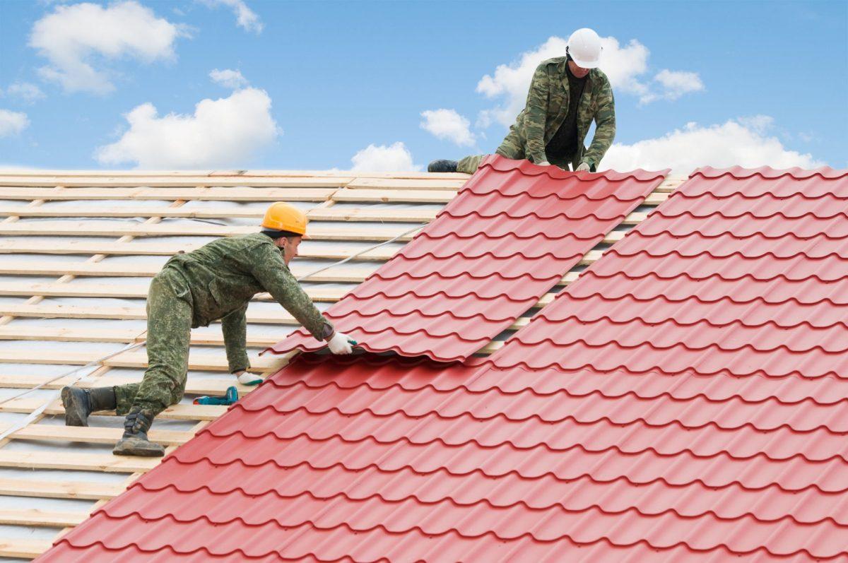 ремонт на покриви в Пловдив